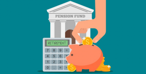 pension pot