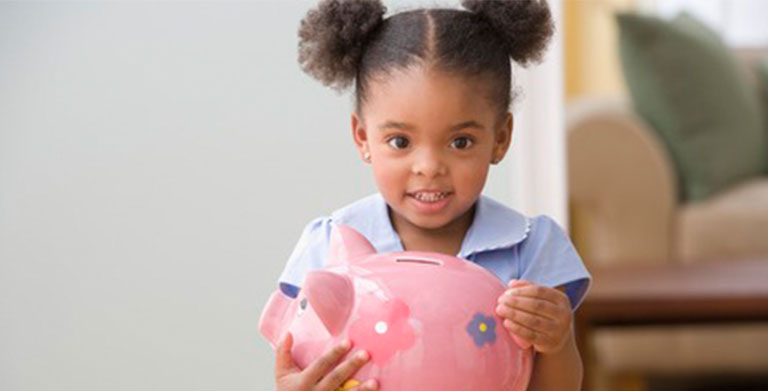 financial gifts for children