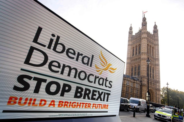 Lib Dem General Election 2019